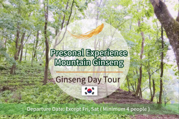 Ginseng Day Tour