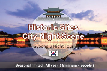 Gyeongju Culture Night Tour - Depart from Daegu
